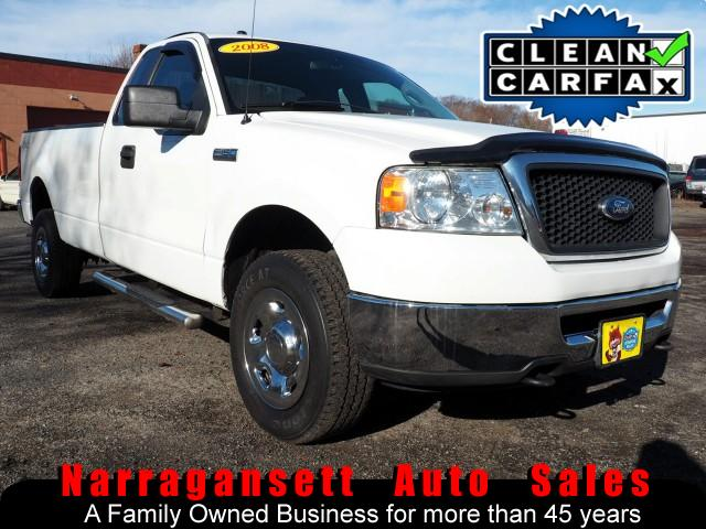 2008 Ford F-150 XLT 4X4 V-8 Auto Air Full Power 8FT Bed