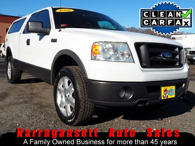 2006 Ford F-150 4X4 SuperCab FX4 Auto Air Full Power Like New