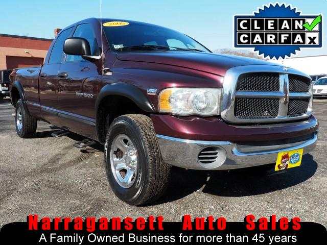 2005 Dodge Ram 1500 SLT 4X4 Quad Cab Hemi Auto Air Leather 152K