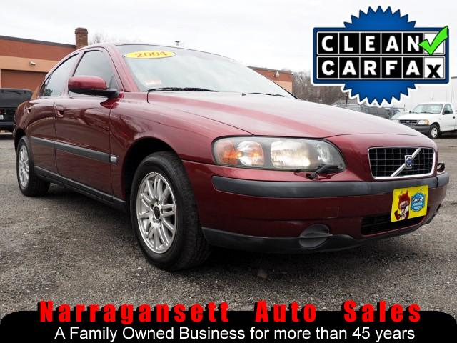 2004 Volvo S60 Auto Air Fully Loaded Leather Moonroof Super Clean