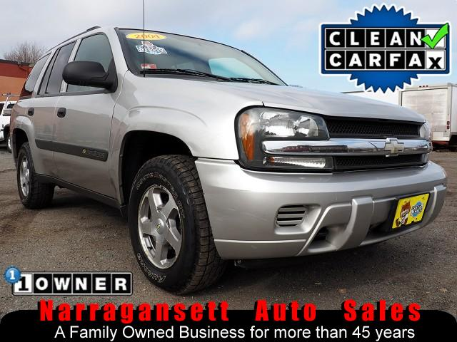 2004 Chevrolet TrailBlazer LS 4X4 6-CYL Full Power 1-Owner Like New