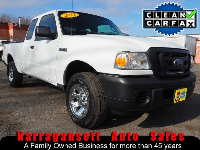 2011 Ford Ranger 4X4 SuperCab V-6 Auto Air No rust Like New