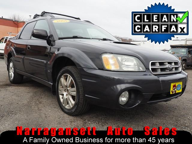 2004 Subaru Baja AWD Auto Fully Loaded Leather Moonroof Super Clean