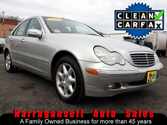 2003 Mercedes-Benz C-Class C320 4-Matic Fully Loaded Leather Moonroof 87K