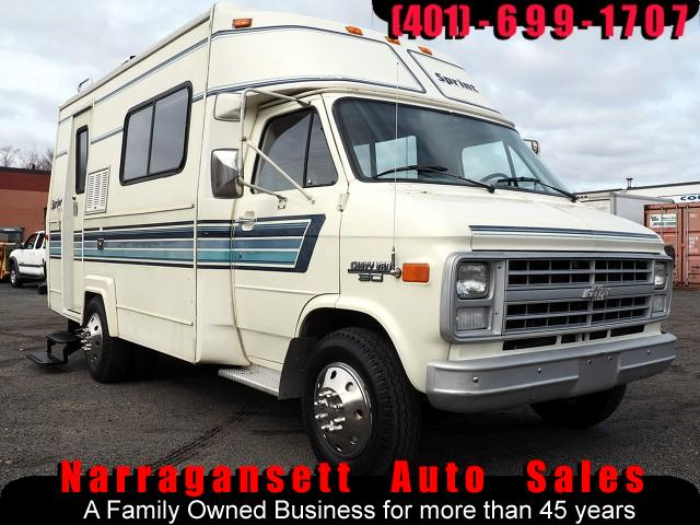 1989 Chevrolet Sprint 18' Class B 350 V-8 Sleeps 2 Only 81K