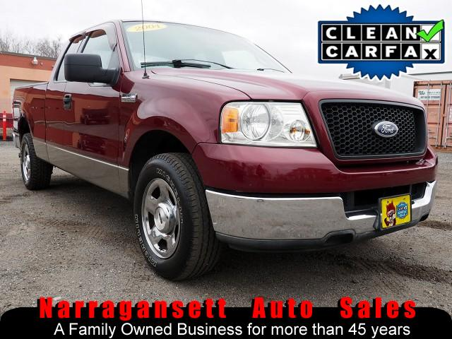 2004 Ford F-150 XLT SuperCab V-8 Auto Air Only 112K Super Nice