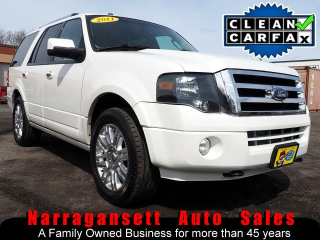 2011 Ford Expedition Limited 4X4 Leather Moonroof NAV Third Seat