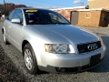 2002 Audi A4 Quattro 5-Speed Air Full Power Leather Moonroof