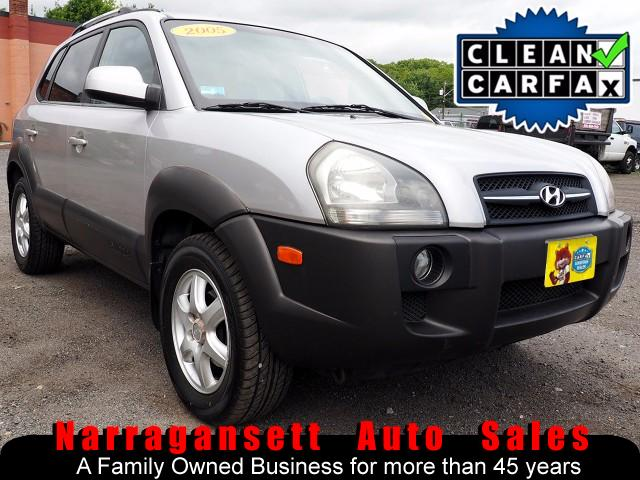 2005 Hyundai Tucson V-6 Auto Air Full Power Leather Only 85K