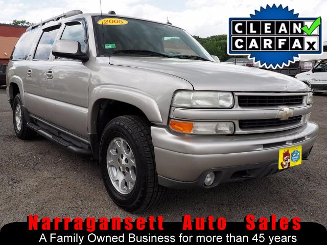2005 Chevrolet Suburban Z-71 4X4 Fully Loaded Leather DVD Moonroof