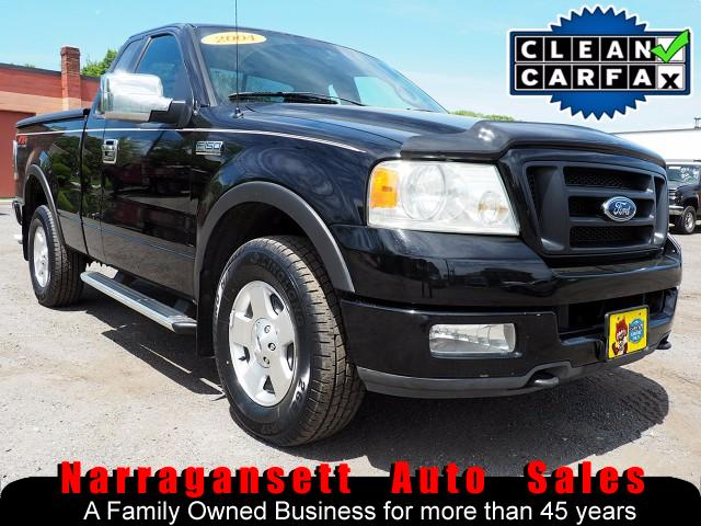 2004 Ford F-150 4X4 V-8 Auto Air Full Power Super Clean No Rot