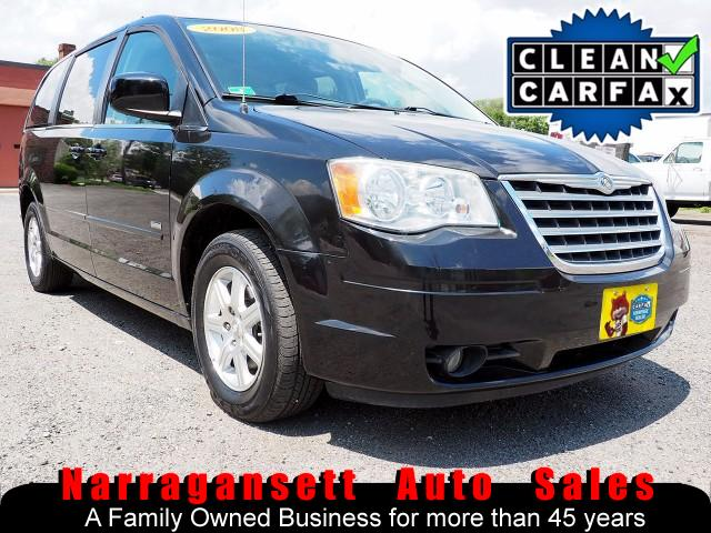 2008 Chrysler Town & Country Touring Fully Loaded Leather DVD only 73K