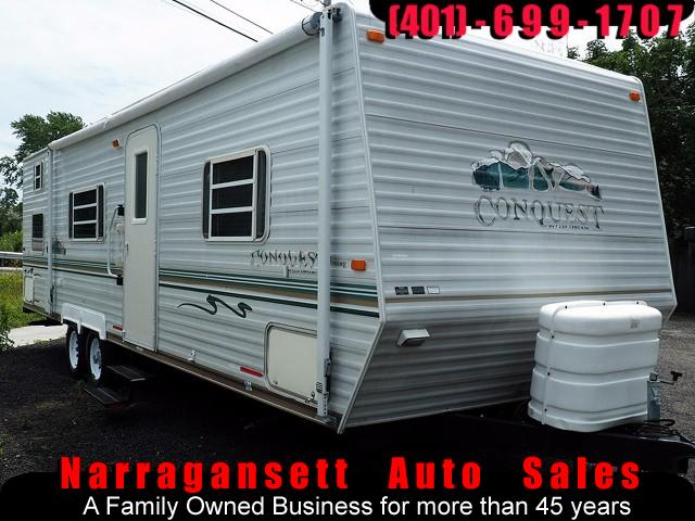 2004 Gulf Stream Conquest 28' Slide-Out Front Bedroom Rear Bunks Sleeps 8-10