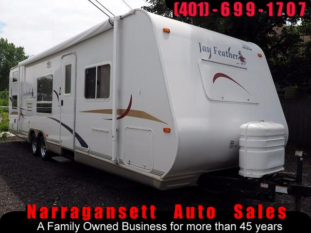 2006 Jayco Jay Feather 29' Super SlideOut Front Bed Rear Bunks Sleeps8-10