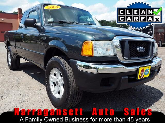 2004 Ford Ranger XLT 4X4 SuperCab V-6 Auto Air No Rust Only 110K