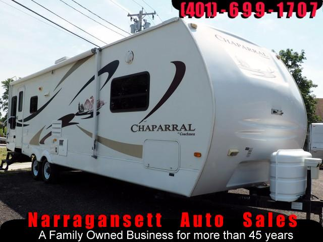 2008 Coachmen Chaparral 28' Super Slide Out Rear Lounge Front Bed Like New