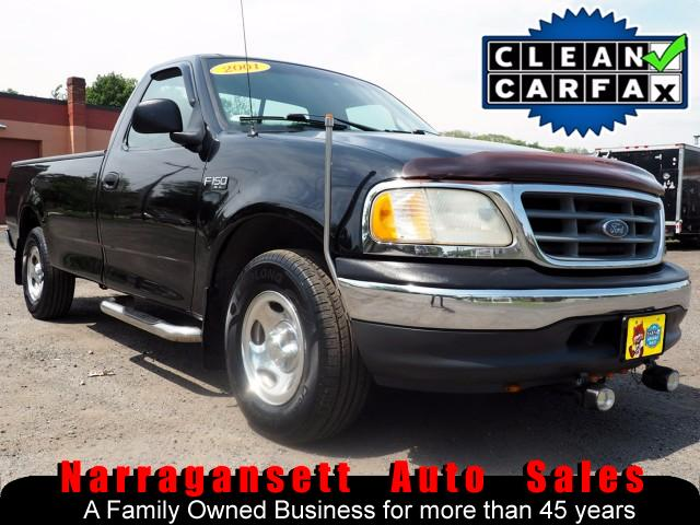 2001 Ford F-150 V-6 Auto Air 8FT Bed 1-Owner No Rust Super Clean