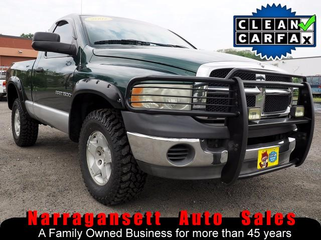 2002 Dodge Ram 1500 4X4 V-8 5-Speed Air Only 126K No Rust Super Clean