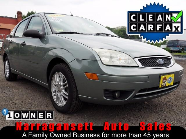 2006 Ford Focus ZX4 Auto Air Full Power 1-Owner Only 86K