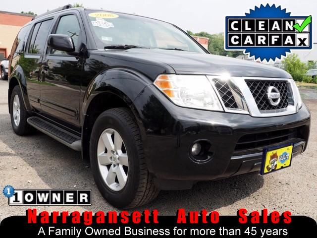 2008 Nissan Pathfinder SE 4X4 Auto Air Full Power Third Seat 1-Owner Like