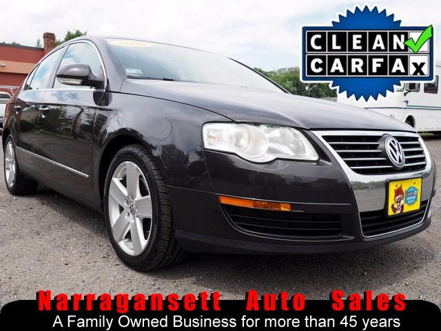 2008 Volkswagen Passat Auto Air Full Power Leather Moonroof Only 106K