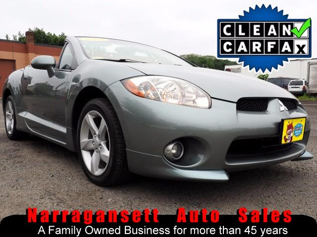 2007 Mitsubishi Eclipse Spyder Convertible Auto Air Full Power Leather