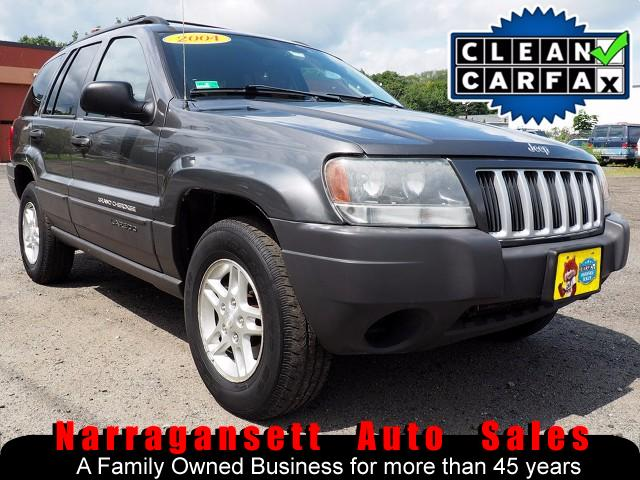 2004 Jeep Grand Cherokee Laredo 4X4 6-Cylinder Auto Air Full Power Clean