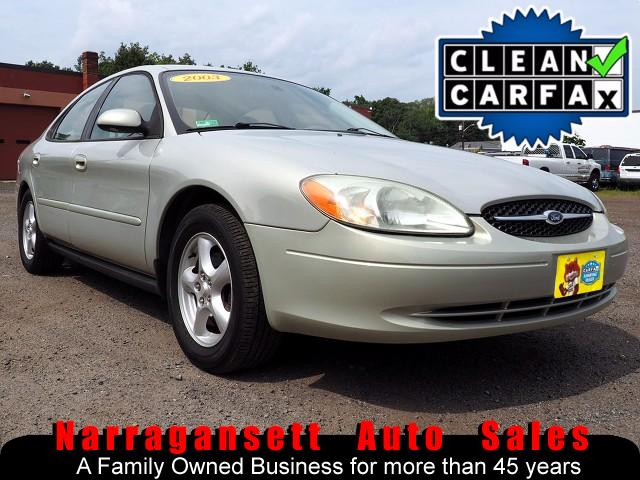 2003 Ford Taurus SES Auto Air Full Power Only 65K Like New
