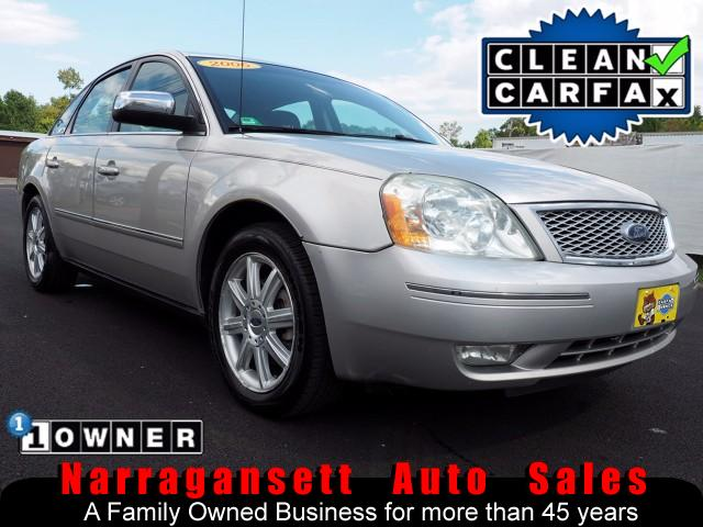 2006 Ford Five Hundred LTD All Wheel Drive Leather Moonroof 1-Owner 118K