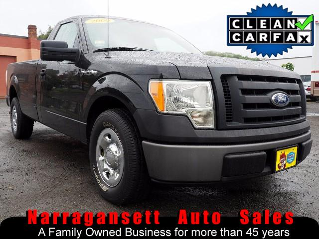 2009 Ford F-150 V-8 Auto Air 8FT Bed No Rust Only 125K Like New