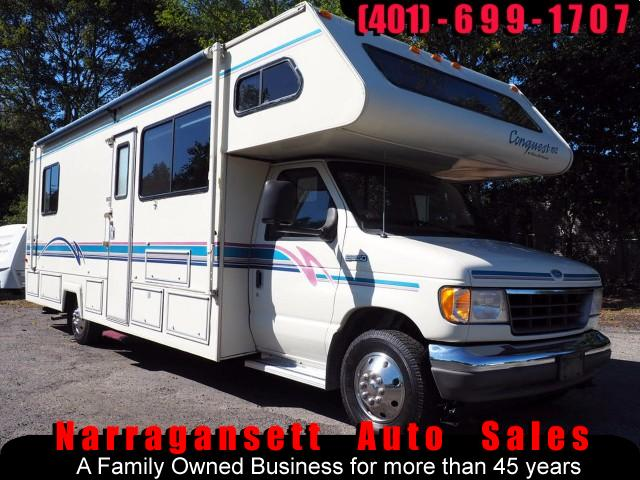 1996 Ford E-350 Gulfstream Conquest 28' Class C Sleeps 8 Only 58K
