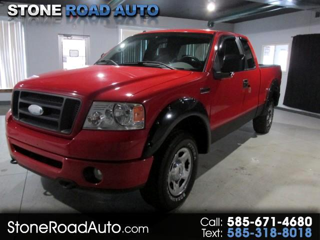 2007 Ford F-150 STX SuperCab 6.5-ft. Bed 4WD