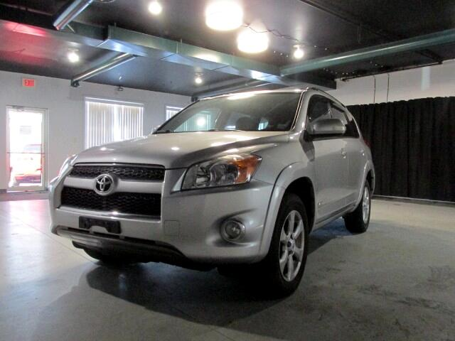 2009 Toyota RAV4 Limited I4 4WD