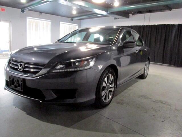 2014 Honda Accord LX Sedan CVT