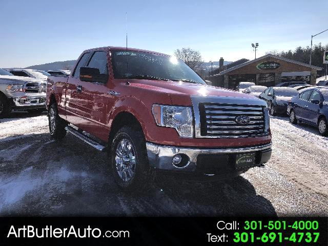 2011 Ford F-150 XLT SuperCab 6.5-ft. Bed 4WD OffRoad