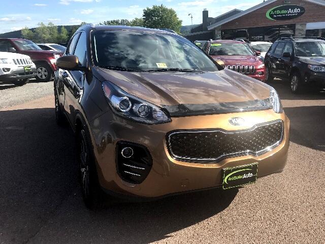 2017 Kia Sportage EX AWD