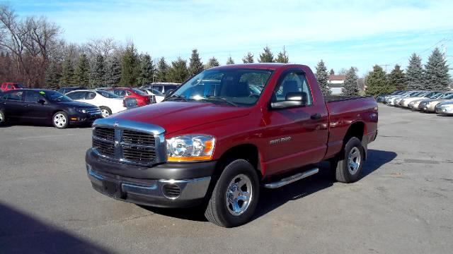 2006 Dodge Ram 1500 TRX4 Off Road Long Bed 4WD