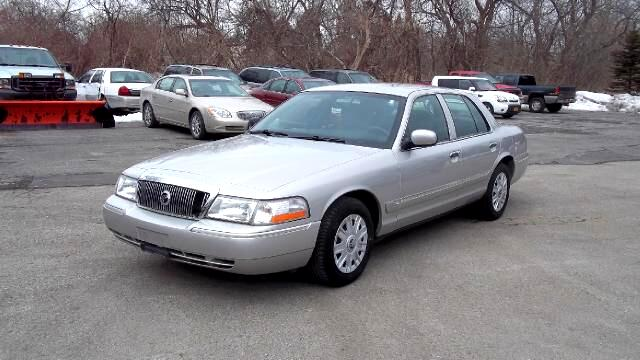 2005 Mercury Grand Marquis GS Convenience