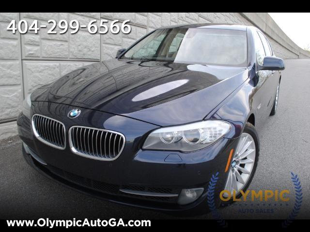 2011 BMW 535i Base