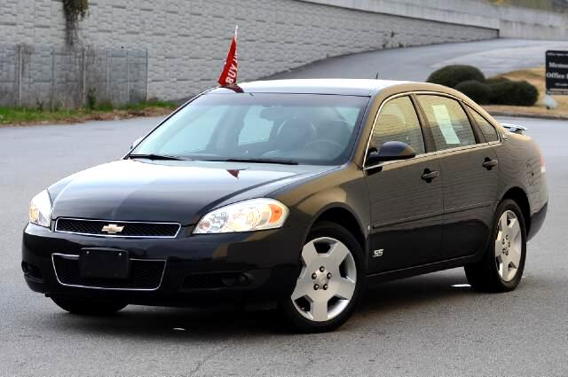 2006 Chevrolet Impala This extra clean Super Sport was meticulously maintained by its previous owner