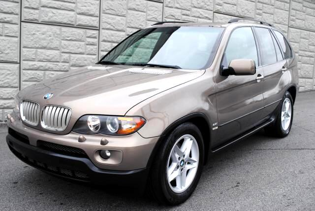 2004 BMW X5 At Olympic Auto Sales we strive to provide select luxury pre-owned cars that dont have