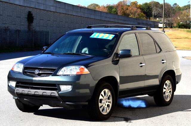2003 Acura MDX This MDX has only ONE OWNER and NO ACCIDENTS Fully loaded with Navigation heatedleat