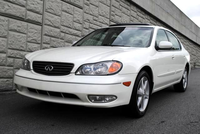 2003 Infiniti I35 Here at Olympic Auto Sales we strive to provide pre-owned vehicles without the pre