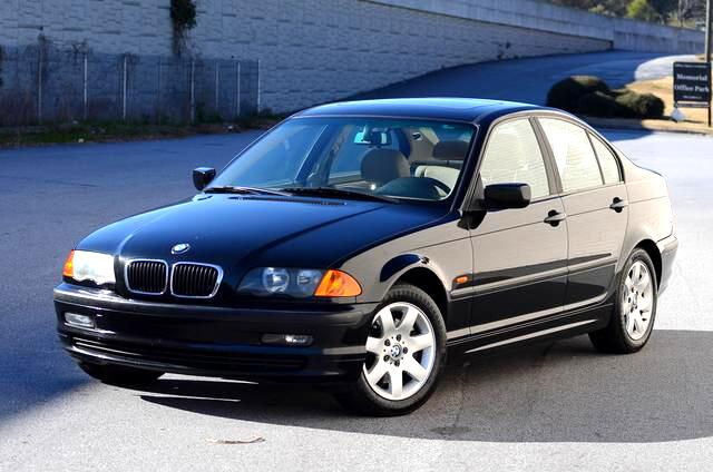 2001 BMW 3-Series This 2001 BMW 325i is a remarkable car Traction Control Keyless Entry Leather Sea