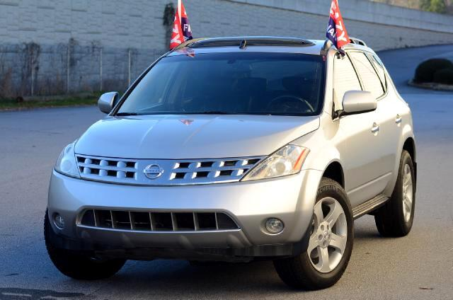2004 Nissan Murano This 2004 Nissan Murano is a super-clean crossover Black leather multi-adjustabl