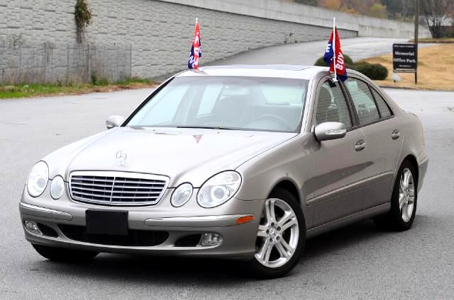 2004 Mercedes E-Class The 2004 Mercedes Benz E-Class is modern automotive intelligence Navigation L