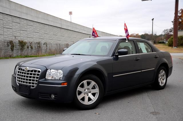 2007 Chrysler 300 Hit the road in Stand-Out Style in this 2007 Chrysler 300 that speaks volumes all