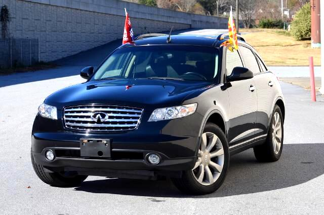 2003 Infiniti FX Are you ready for impeccable automotive design introduced in this 2003 Infiniti FX3