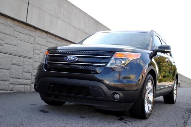 2011 Ford Explorer The 2011 Ford Explorer FWD Limited Edition is a product of superior automotive ex