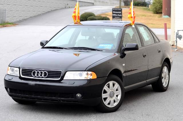 2001 Audi A4 GREAT STARTER VEHICLE VERY RELIABLE GREAT GAS MILES Driver Air Bag Passenger Air Ba